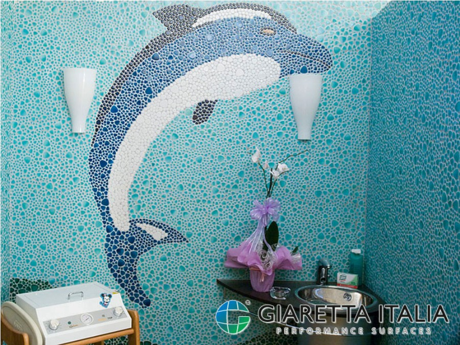 Giaretta mozaik kupatilske plocice Ceramix Beograd